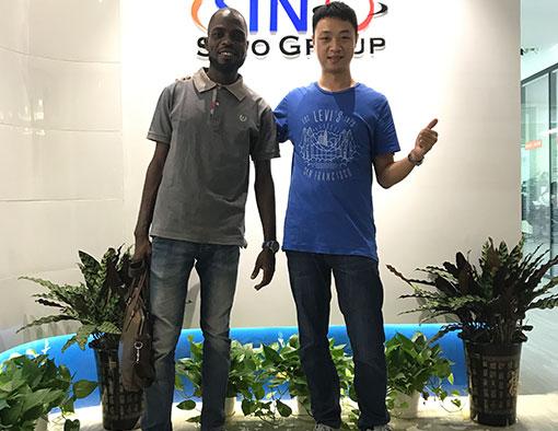 Посещение клиента