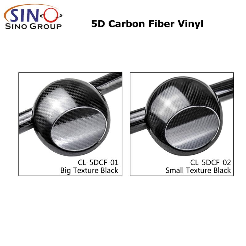 CARLIKE CL-5DCF 5D Виниловая пленка из углеродного волокна