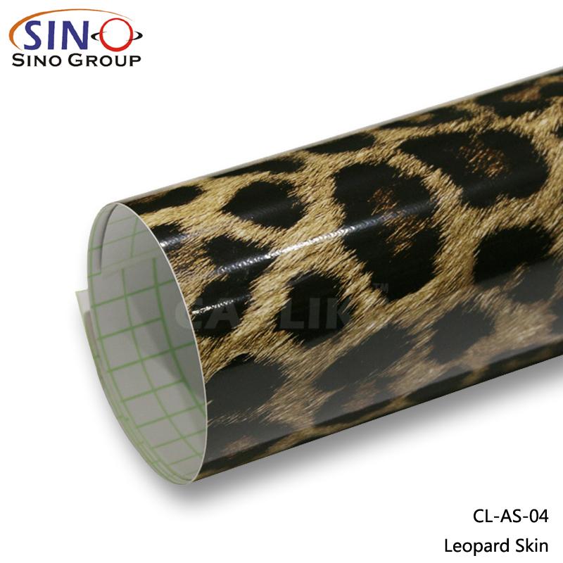 CARLIKE CL-AS Виниловые автомобильные наклейки для кожи животных