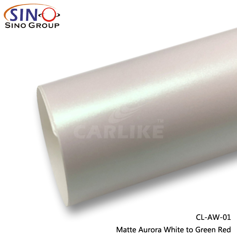 CARLIKE CL-AW Аврора белый стикер кузова автомобиля виниловая пленка