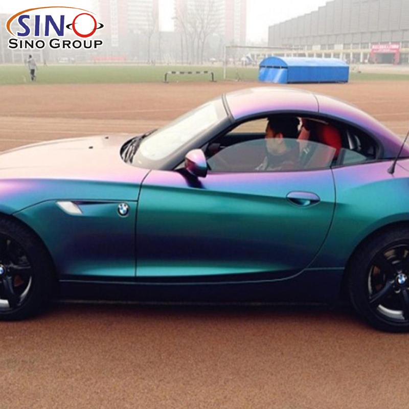 CL-CV Хамелеон Цвет  изменения  Автомобиль виниловой пленки