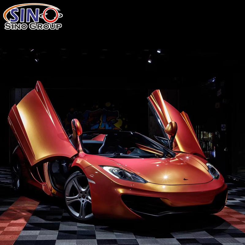 CARLIKE CL-ME Волшебная электро-металлическая наклейка для автомобиля
